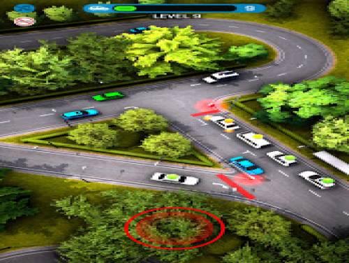 Crazy Traffic Control: Trama del Gioco