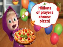 Masha e Orso La Pizzeria! Bambini Giochi di Сucina: Trucchi e Codici