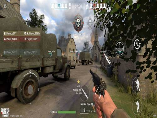 Ghosts of War: WW2 Shooting games: Trama del Gioco