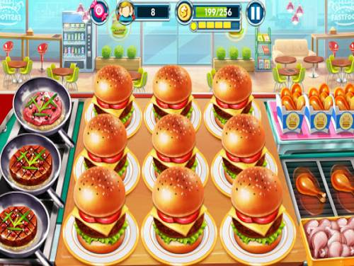 Cooking World - Free Cooking Games: Trama del Gioco