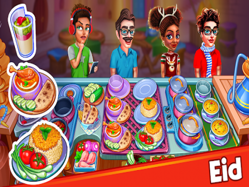 Halloween Madness : Cooking Games Fever: Trama del Gioco