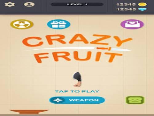 Crazy Fruits - slice master: Trama del Gioco
