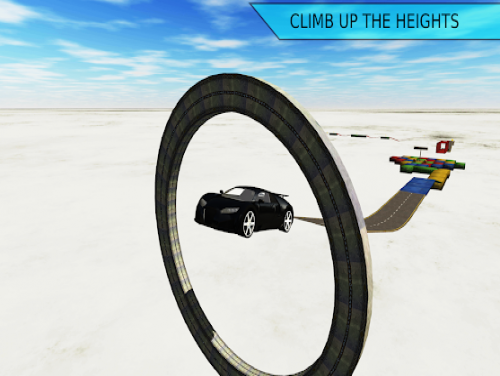 Extreme Car Stunts - 3D Ramp Driving Games 2020: Trama del Gioco