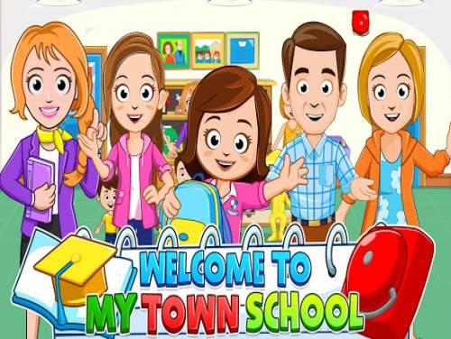 My Town : School - Scuola: Trama del Gioco