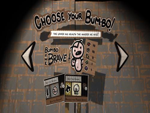 The Legend of Bum-Bo: Trama del Gioco