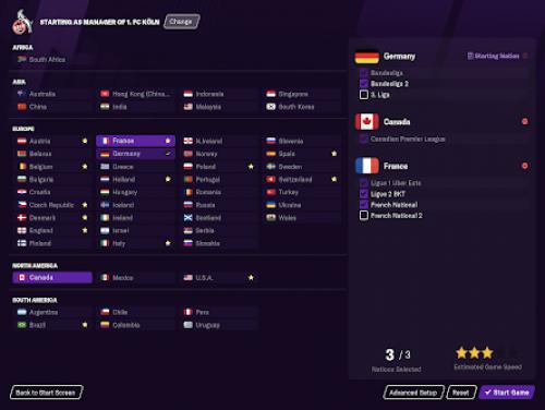 Football Manager 2021 Touch: Enredo do jogo