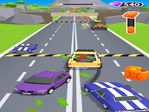 Don't Get Busted: Trama del Gioco