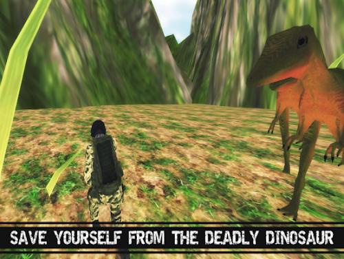 Dinosaur Hunter - Jurassic Monster World 2020: Trama del Gioco