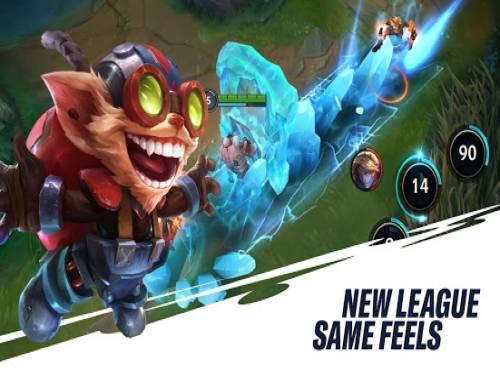 League of Legends: Wild Rift: Trama del Gioco