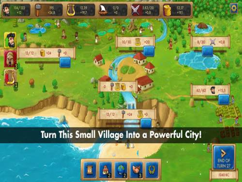 Marble Age: Remastered - Turn Based Strategy Game: Trama del Gioco
