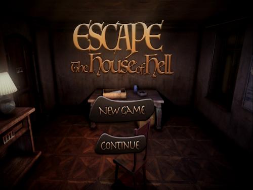 Escape the House of Hell: Point & Click Adventure: Trama del Gioco