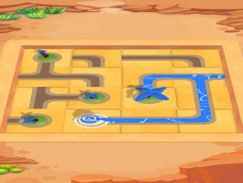 Water Connect Puzzle: Trama del Gioco