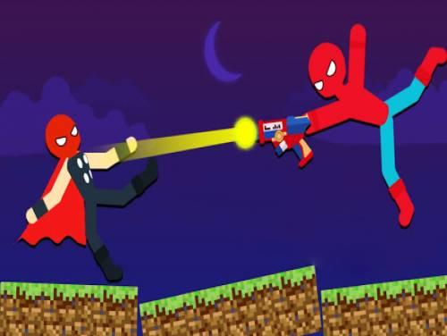 Stickman Warriors - Supreme Duelist: Trama del Gioco