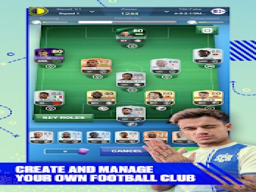Soccer Club Rivals: Next Gen Football Management: Trama del Gioco