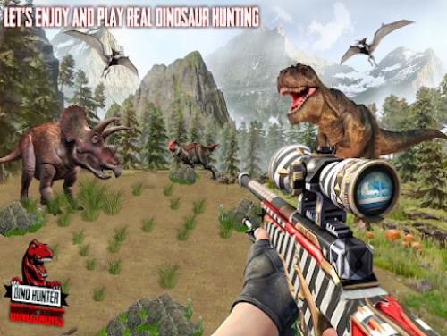 DINO HUNTING 3D:JURASSIC DINASAUR SHOOTING GAMES: Trama del Gioco