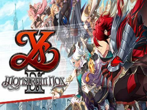 Ys IX: Monstrum Nox: Verhaal van het Spel