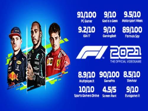 F1 2021: Trame du jeu