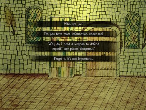Yvan et Cie Novel: Plot of the game