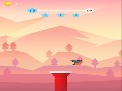 Bouncy Bird: Trama del Gioco