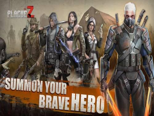 Plague of Z: Trama del juego