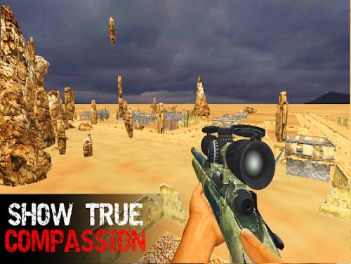 Sniper Battle - Call of Commando Shooting Games 3D: Plot of the game