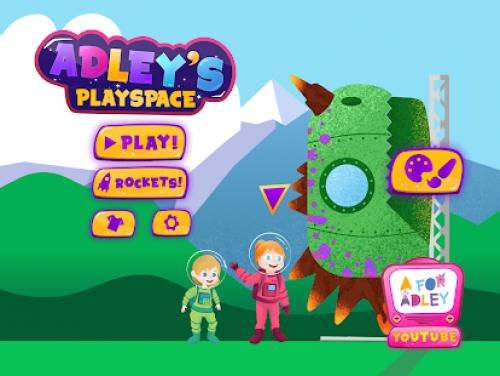 Adley's PlaySpace: Trama del juego