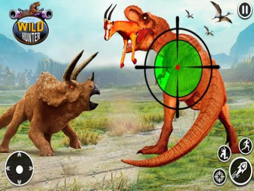 Wild Animal Hunt 2021: Dino Hunting Games: Trama del Gioco