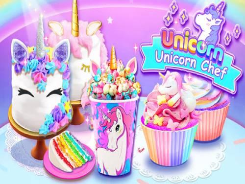 Unicorn Chef: Cooking Games for Girls: Trama del Gioco
