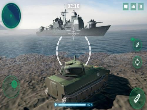 War Machines: Gioco di Guerra Multiplayer 3D: Trama del Gioco