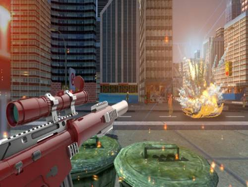 Sniper Shooter - 3D Shooting Game: Trama del Gioco