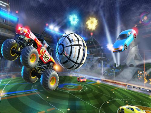 Rocket Car Soccer league - Super Football: Enredo do jogo