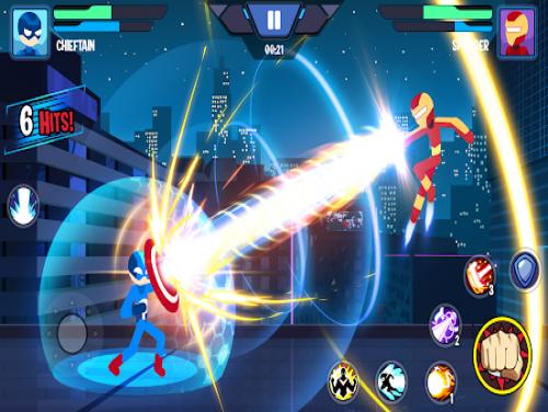 Stickman Heroes Fight - Super Stick Warriors: Trama del Gioco