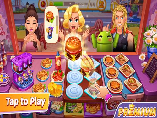 Cooking Speedy Premium: Fever Chef Cooking Games: Trama del Gioco