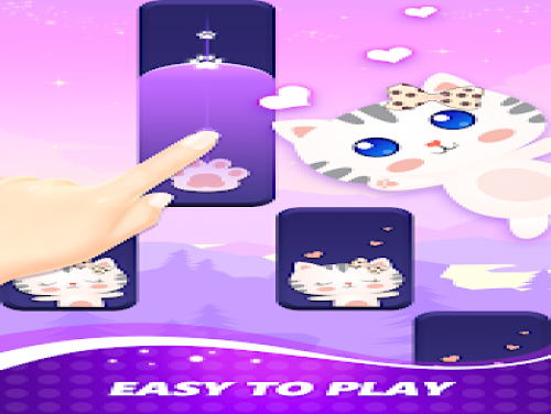 Catch Tiles Magic Piano: Music Game: Trama del Gioco