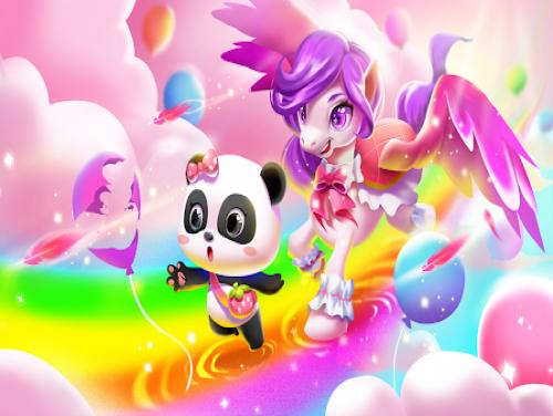 Piccolo Panda: Il Club dei pony: Trama del Gioco