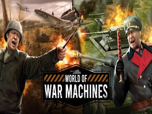 World of War Machines: Videospiele Grundstück