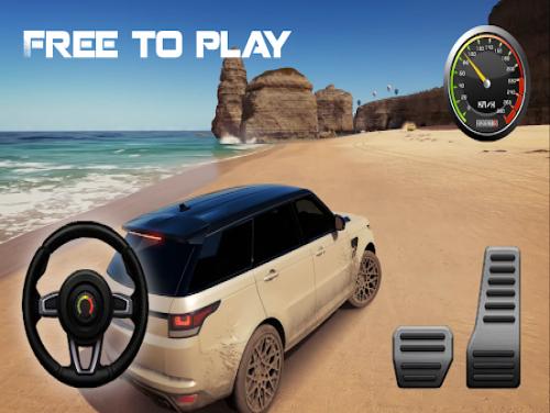 Offroad Jeep Simulator: Trama del Gioco