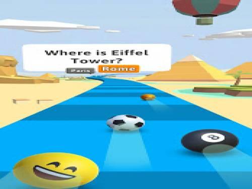 Trivia Race 3D - Roll & Answer: Trama del Gioco