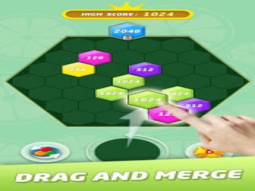 Crazy Hexagon: Trama del Gioco