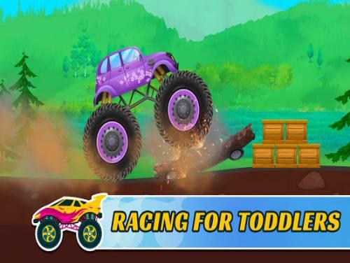 Monster Trucks: gioco di corse per bambini: Trama del juego