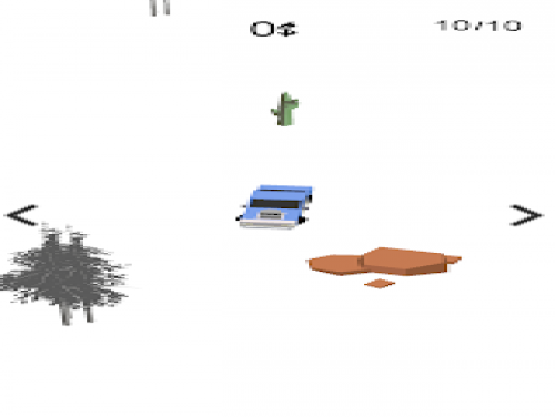 Drift escape 3D: Trama del Gioco