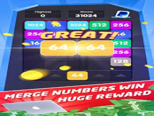 Merge Numbers-2048 Game: Trama del Gioco