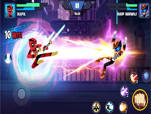 Stickman Heroes: Battle Of Warriors: Trama del Gioco