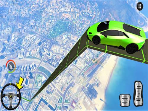 Car Stunts Mega Ramp - New Car Racing Games 2021: Trama del Gioco