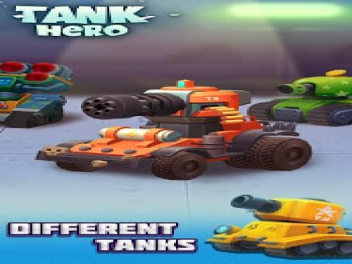 Tank Hero - Awesome tank war games: Trama del Gioco