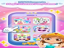 Magic Princess Pony Game for kids: Коды и коды