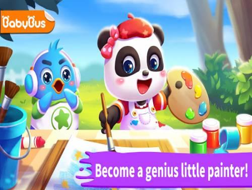 Pagine da colorare di Baby Panda: Trama del Gioco