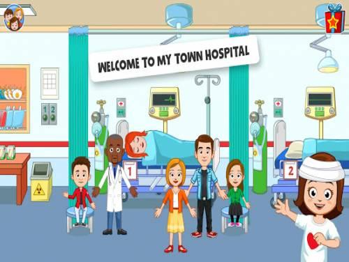 My Town : Hospital: Trama del Gioco