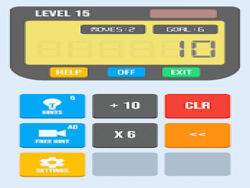 Crazy Calculator - Calculator Game: Trama del Gioco