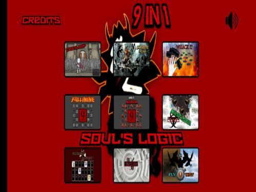 Soul's Logic - 9 in 1: Trama del Gioco